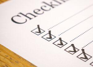 estate planning checklist guide